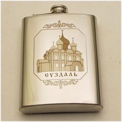 """Фляжка """"Рождественский собор"""". Суздаль"""