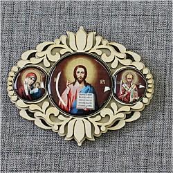 """Триптих овал """"Водителя"""" (3 иконы)"""