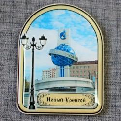 """Магнит арка """"Стелла""""Газпром"""""""