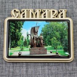 """Магнитное укр. прям. гориз. """"Памятник"""""""