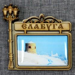 """Магнитное укр. прям.фонарь """"Городище"""""""