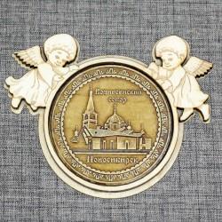"""Магнитное укр. ангелы """"Вознесенский собор"""""""