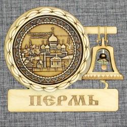"""Магнитное укр.  с колоколом """"Богоявленский мужской монастырь"""""""