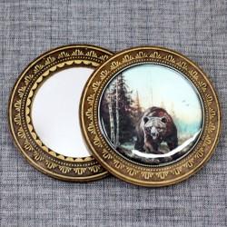 "Зеркало ""Медведь"""