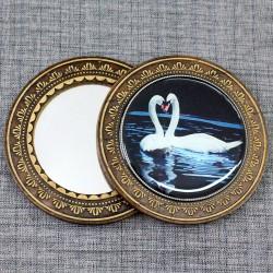 """Зеркало """"Лебеди"""""""