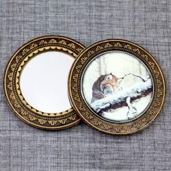 """Зеркало """"Рысь"""""""