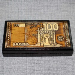 "Шкатулка под купюры ""Евро"""