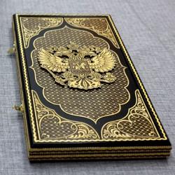 Нарды с гербом России