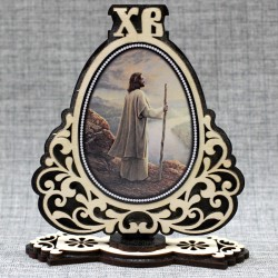 "Молитва на подставке ""Иисус"" +Отче наш"
