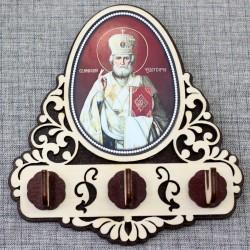 """Ключница (3) """"Николай Чудотворец"""""""