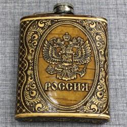"""Фляжка """"Герб РФ"""""""