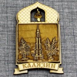 """Магнитное укр. купол """"Колокольня"""""""