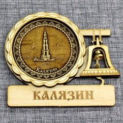 """Магнитное укр. с колоколом """"Колокольня"""""""