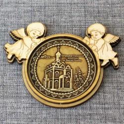 """Магнитное укр. ангелы """"Богородице-Табынский женский монастырь на"""
