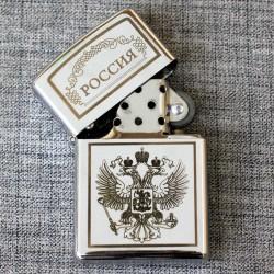 """Зажигалка """"Герб РФ"""""""