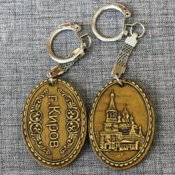 """Брелок """"Свято-Серафимовский собор"""""""