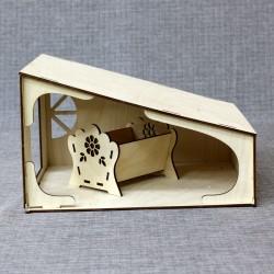 Модуль крыши (без мебели)