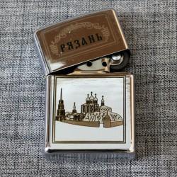 """Зажигалка """"Герб-Кремль"""""""