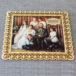 """Панно (большое) """"Царская семья"""""""