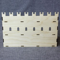 Стена для замка
