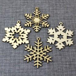 Набор снежинок (5шт.)