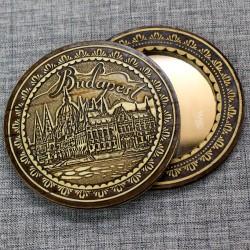 """Зеркало """"Парламент"""" Будапешт"""