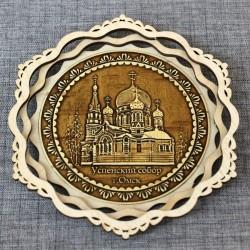 """Панно  """"Успенский собор"""""""