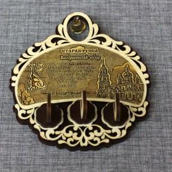 """Ключница (3) с колокольчиком """"Воскресенский собор"""" Старая Русса"""