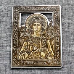 """Икона """"Ангел хранитель"""" (серебро)"""