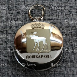 "Брелок-стопка ""Герб"" Йошкар-Ола"