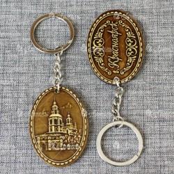 """Брелок """"Покровская церковь"""""""