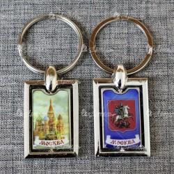 """Брелок """"Герб-Х.В.Б."""" Москва"""