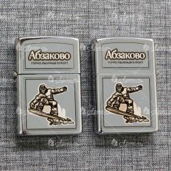 "Зажигалка ""Сноуборд"" Абзаково"