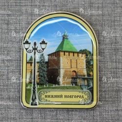 """Магнит из смолы арка """"Кремль"""""""