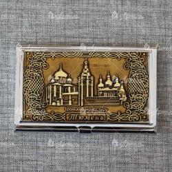 """Визитница""""Троицкий монастырь"""" Тюмень"""