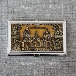 """Визитница """"Знаменская церковь"""" Тюмень"""