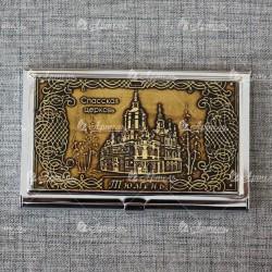 """Визитница """"Спасская церковь"""" Тюмень"""