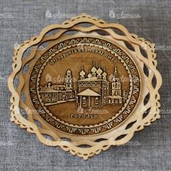 """Панно """"Федоровский монастырь"""""""