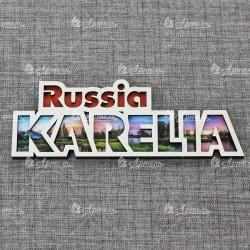 """Магнит """"Russia Karelia"""""""