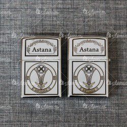 "Зажигалка ""Герб"" Astana"