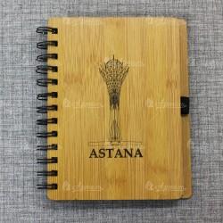 """Блокнот """"Байтерек"""" Astana"""