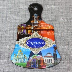 """Доска декоративная """"Саранск вид1"""""""