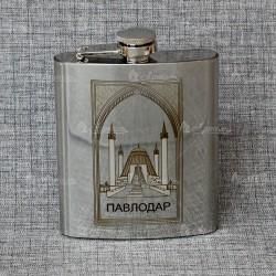 """Фляжка """"Мечеть"""" Павлодар"""