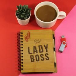 """Блокнот """"Lady boss"""""""
