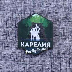 """Магнит """"Водопад"""" Республика Карелия"""