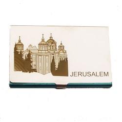 """Визитница """"Иерусалим"""""""