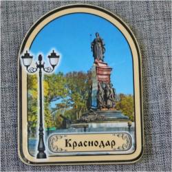 """Магнит арка""""Памятник Екатерине 2"""""""