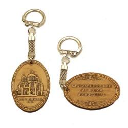 """Брелок  """"Благовещенский собор"""" Благов. мужск.м-рь"""